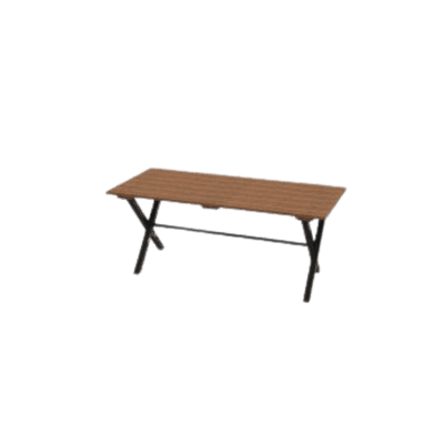 Jena Tables and Benches