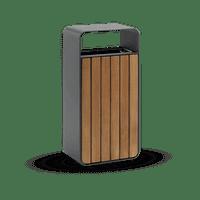 Box Wood Litter  Recycle Bins Thumbnail 1