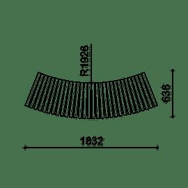 Cobra CR 45° Curve