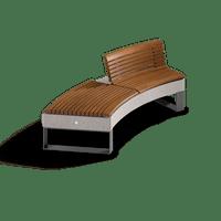 Diamante Wood Seating Thumbnail 2