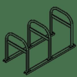 UX Rail 190 with Bar