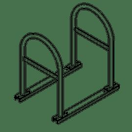 U24 Rails 4 with Bar