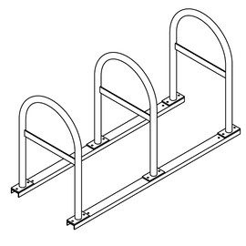 U24 Rails 6 with Bar