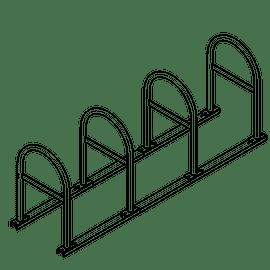 U24 Rails 8 with Bar
