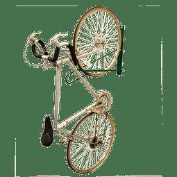 Vertical storage bike rack bike racks thumbnail 1