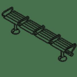 Ashton Modular Flat 4