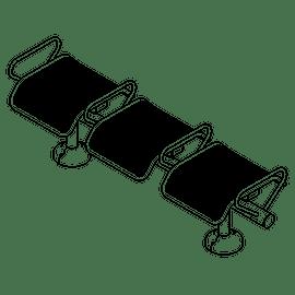 Cunningham Modular Flat 3