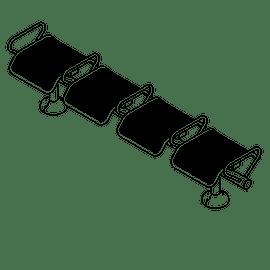 Cunningham Modular Flat 4