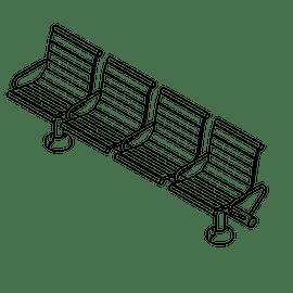 Gramercy Modular Back 4