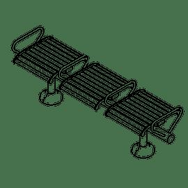 Langdon Modular Flat 3