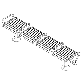 Langdon Modular Flat 4