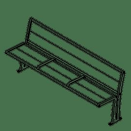 Wingra 3 Slats