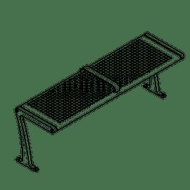 Wingra 2 Flat Holes