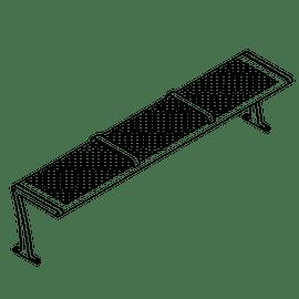 Wingra 3 Flat Holes