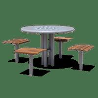 Ashton courtyard tables chairs thumbnail 1