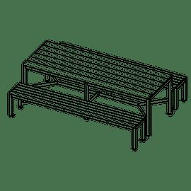 Monona Picnic Long