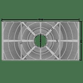 Coho Rectangle 4'x8'