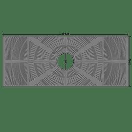 Coho Rectangle 4'x10'