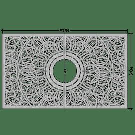 OT Title Rectangle 3'x5'