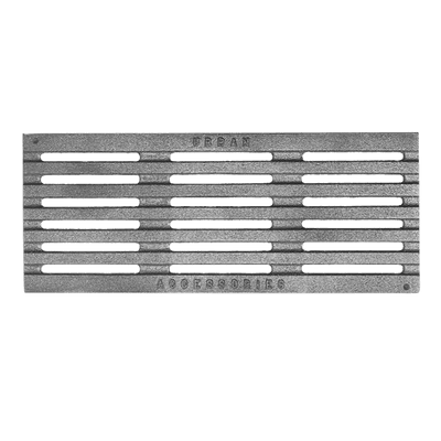 Flat Rainbow - Trench Grate