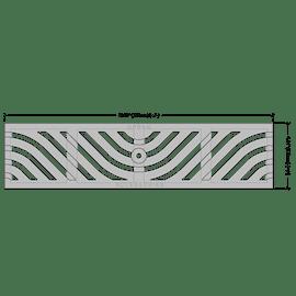"""Title Wave 4.84""""x19.69"""""""