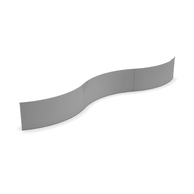 Connect System™ Edging — Curved
