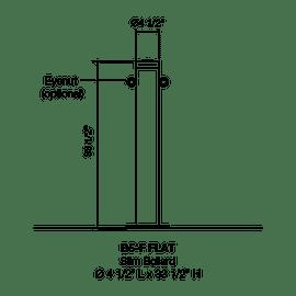 B5-F Flat
