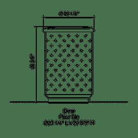 LB6 Dots