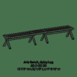 CMA1 2B-C180-2B Splay Leg