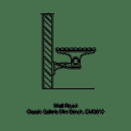 CMG810 - Wall Fixed