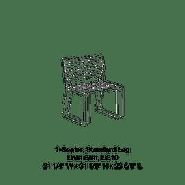 LIS10 1 Seater