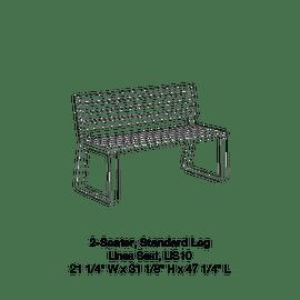 LIS10 2 Seater