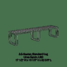 LIB6 3.5 Seater