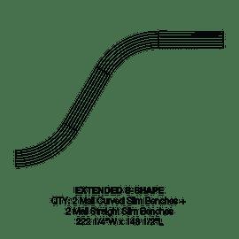 CMM8 Extended S-Shape