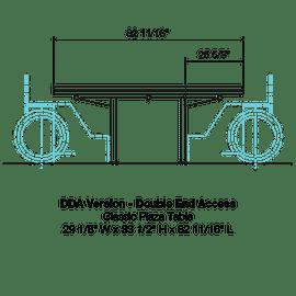 CMP6 DDA-Double End Access
