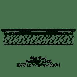 CMM9 Plinth Fixed