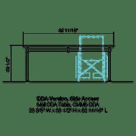 CMM6 DDA-Side Access