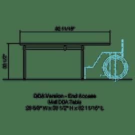 CMM6 DDA-End Access